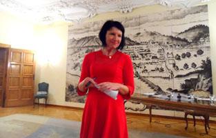 """Књижевни програм """"Реч у времену"""" – гост Наташа Швикарт, књижевница"""