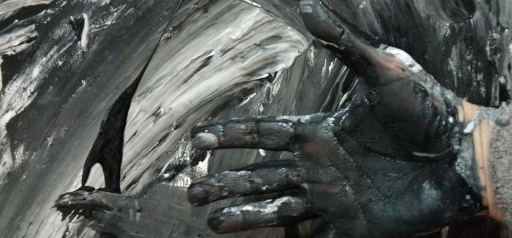 Марина Поповић Војводић: Режим слике /Анђео историје - прича о љубави